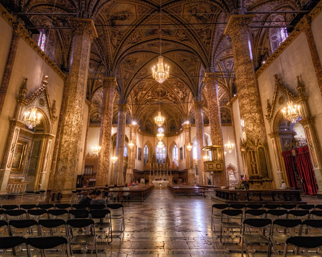 Cattedrale di san lorenzo alla maison d 39 alessia for Alla maison di alessia