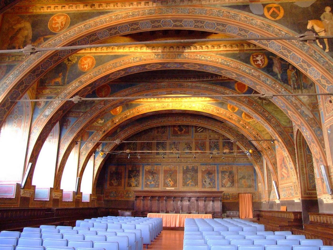 Sala dei notari alla maison d 39 alessia for Alla maison di alessia